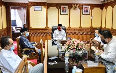 Nova Iriansyah Berharap Dukungan KB PII Aceh