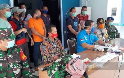 BNNK Tebingtinggi Didukung Sub Denpom Tangkap Pengedar Sabu