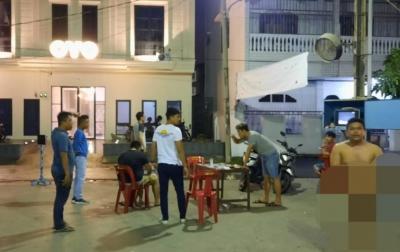 Penjelasan Polisi Mengenai Video Pria Telanjang di Depan Hotel