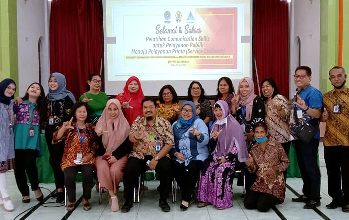 PKM Fisip UMSU Gelar Pelatihan Untuk Tingkatkan Kualitas Pelayanan Publik