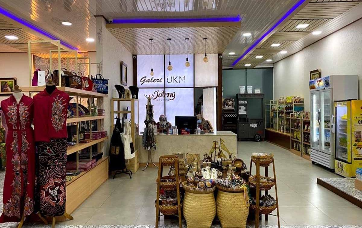 Angkasa Pura I Sediakan Galeri UMKM di Bandara