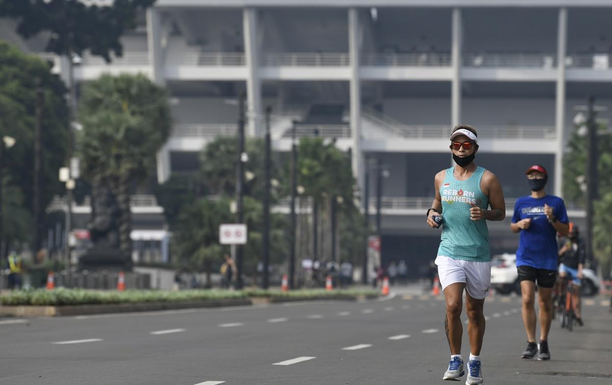 Olympians di Seluruh Dunia Bantu Perangi Virus Corona