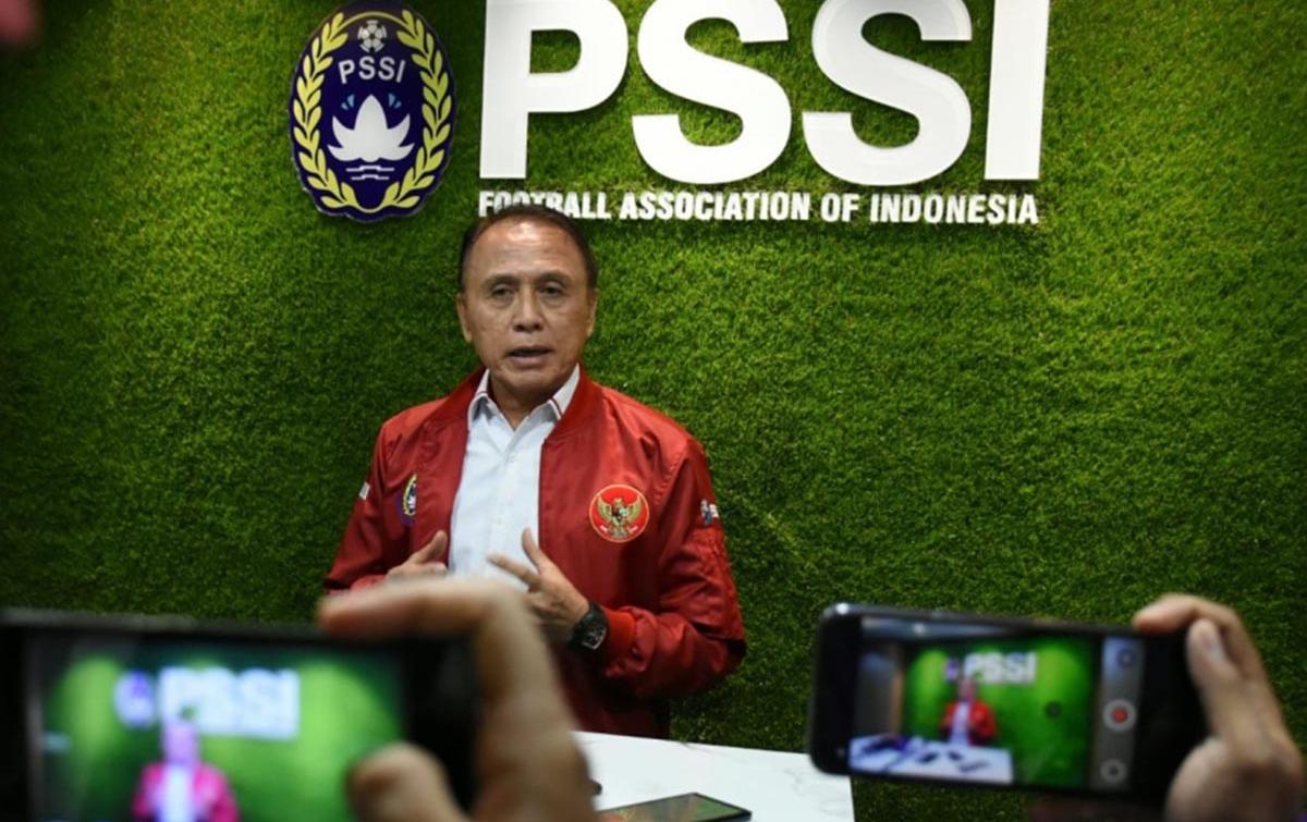 Ketua Umum PSSI: Publik Indonesia Menanti Shin Tae Yong