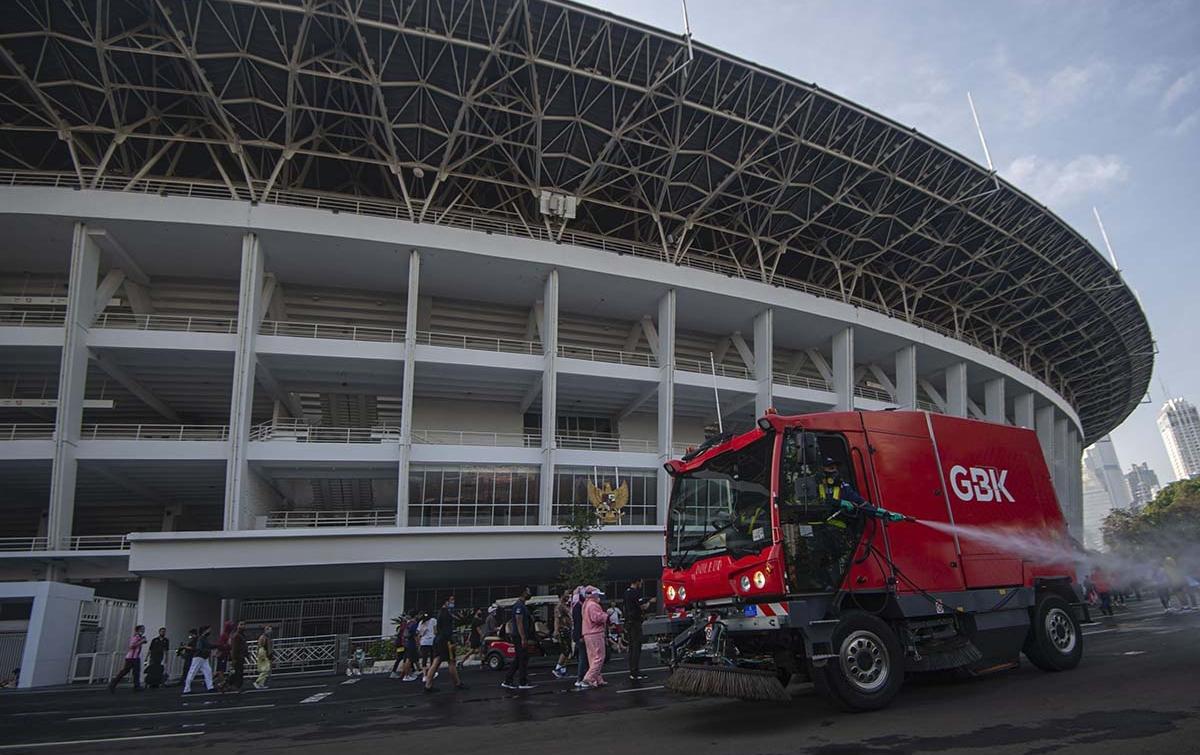 PSSI Tetapkan 6 Stadion untuk Piala Dunia U-20