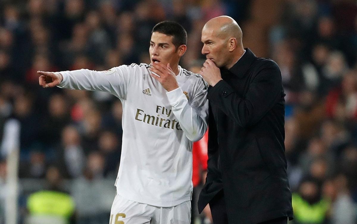 Bermain untuk Real Madrid Bukan Karena Keinginan Rodriguez