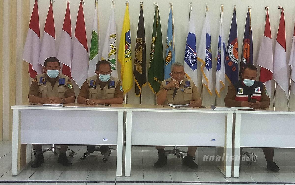 Gugus Tugas Sangkal 2 Pasien Positif Covid-19 di Batubara
