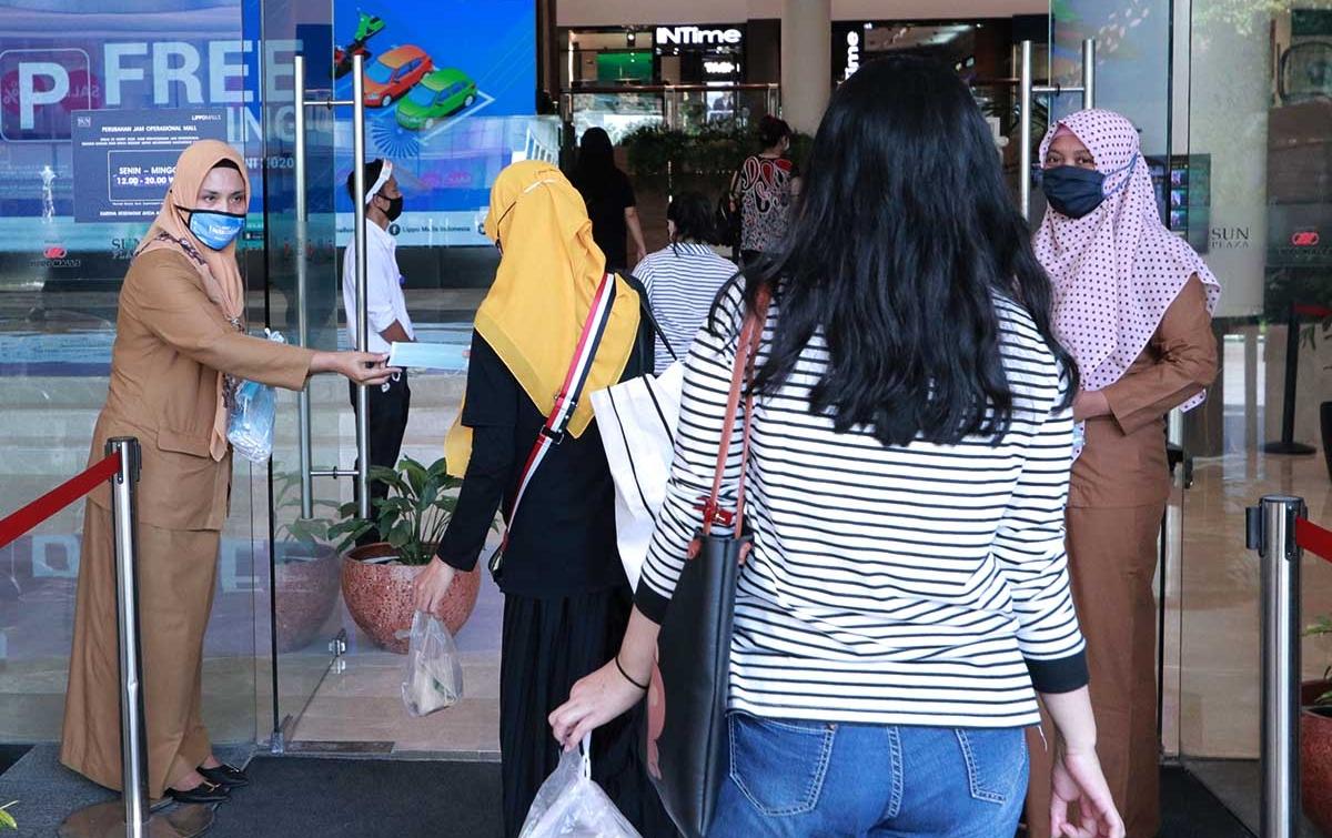 ASN Dikerahkan Sosialisasi Protokol Kesehatan di Pasar dan Pusat Perbelanjaan