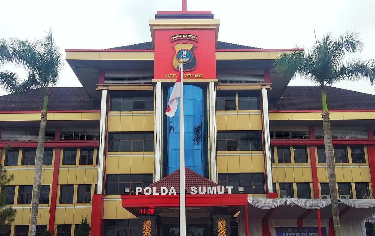 Amankan Kerusuhan di Madina, 1 SSK Personel Sat Brimob Polda Sumut Dikerahkan