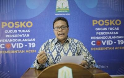 Pasien Reaktif yang Meninggal di Aceh Utara Negatif Covid-19
