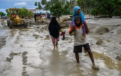 BNPB: Lebih dari 1.300 Bencana Terjadi, 188 Meninggal Dunia