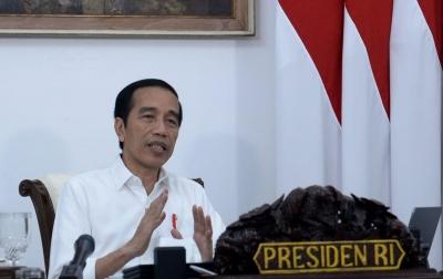 Hari Pancasila di Tengah Pandemi Covid-19, Jokowi: Daya Juang Bangsa Diuji