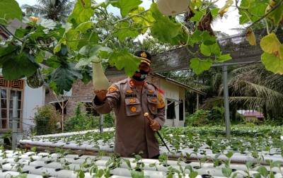 Polres Batubara Siap Fasilitasi Masyarakat Ciptakan Swasembada Pangan