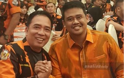 Bobby dan Hendra Dinilai Ideal Membangun Kota Medan