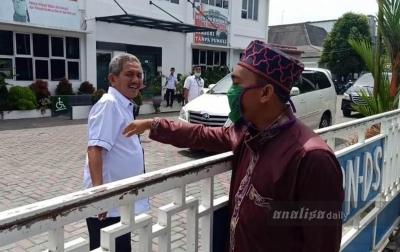 Tuntut Ganti Rugi, Pemilik Lahan Datangi Kantor ATR/BPN Deliserdang