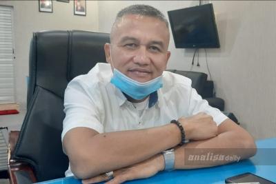 OTG Asal Asahan Positif Covid-19 di Medan