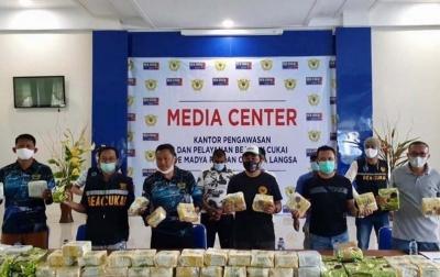 Penyelundupan 119 Kg Sabu ke Aceh Digagalkan