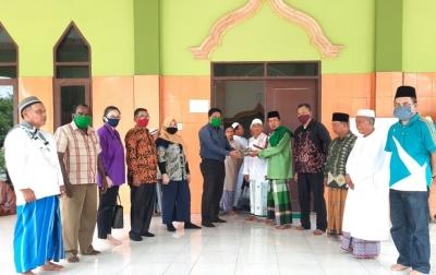 Masjid Jami Kubahsentang Disiapkan Jadi Model Penerapan New Normal