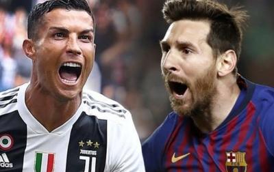 Laga Perpisahan, Tevez Ingin Satukan Ronaldo dan Messi