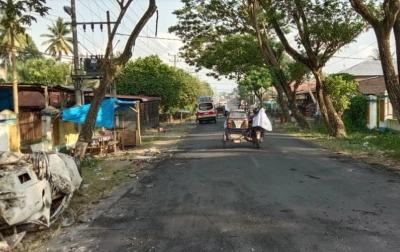 Situasi Kondusif, Lalu Lintas di Desa Mompang Julu Sudah Dibuka