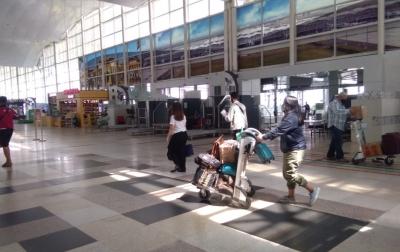 PCR dan Rapid Test 14 Hari Gairahkan Penerbangan di Bandara Kualanamu