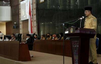Wagubsu: Realisasi Pendapatan Daerah Tahun 2019 Capai 93 Persen