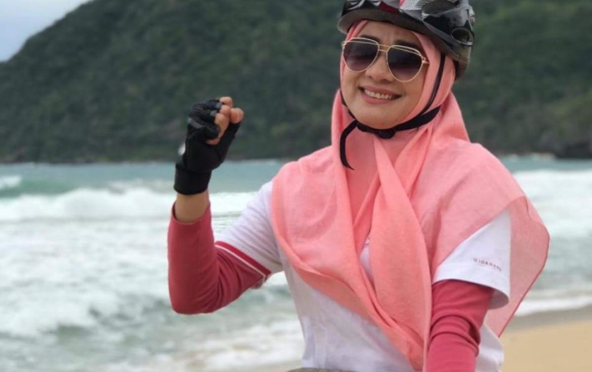 ISSI Minta Pesepeda di Aceh Hormati Syariat Islam