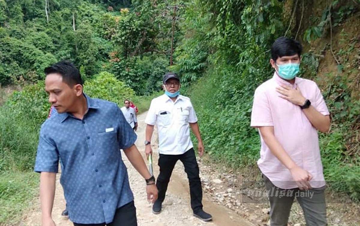 Pemprov Sumut Diminta Tingkatkan Penanganan Jalinsum Sosopan