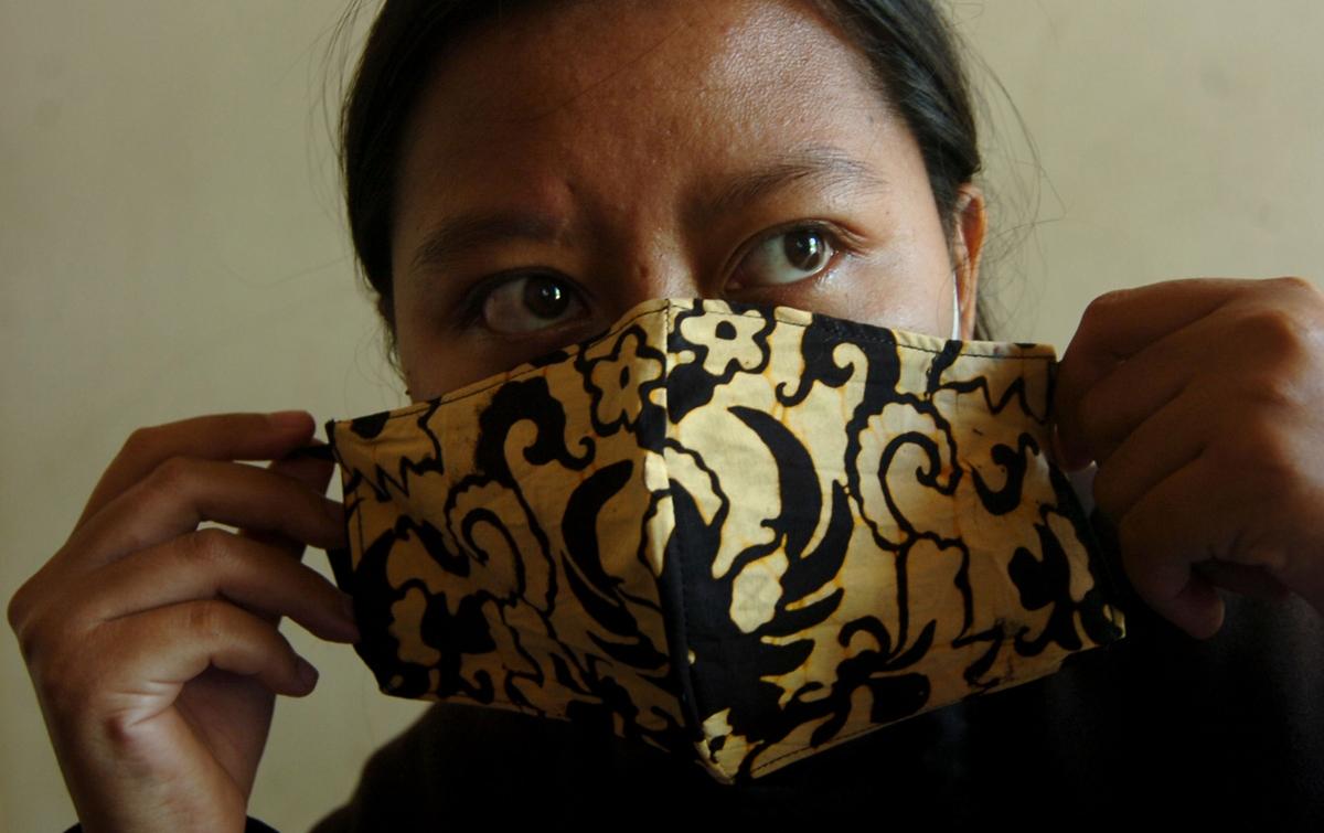 Penggunaan Masker Kunci Pencegahan Penularan Corona