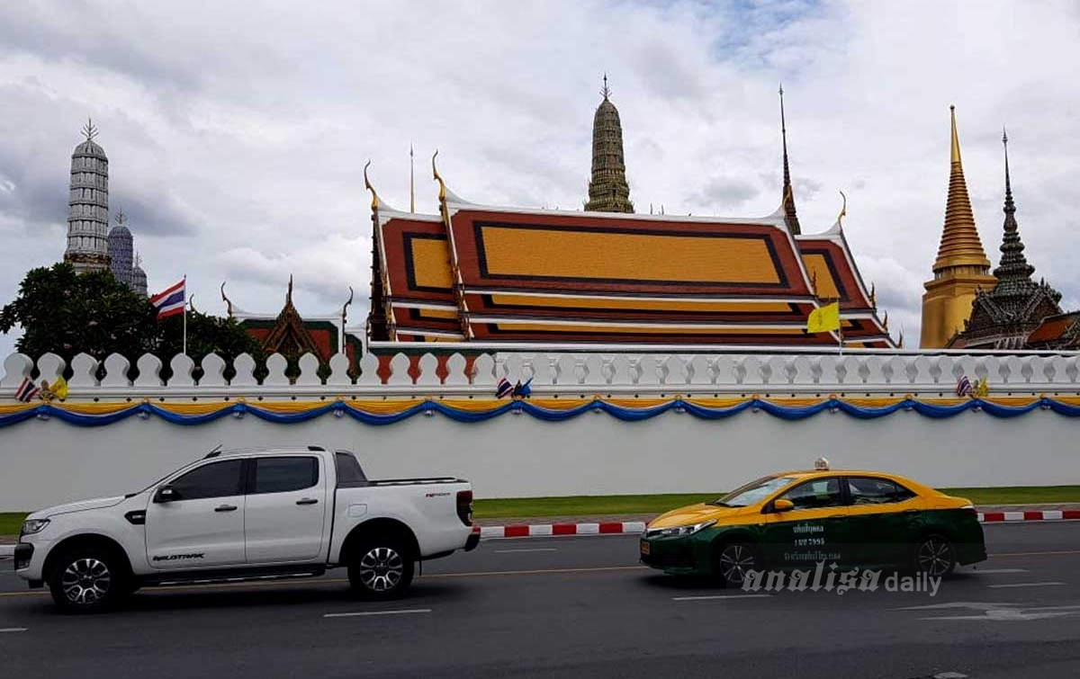Thailand Uji Klinis Vaksin Covid-19 pada Manusia November