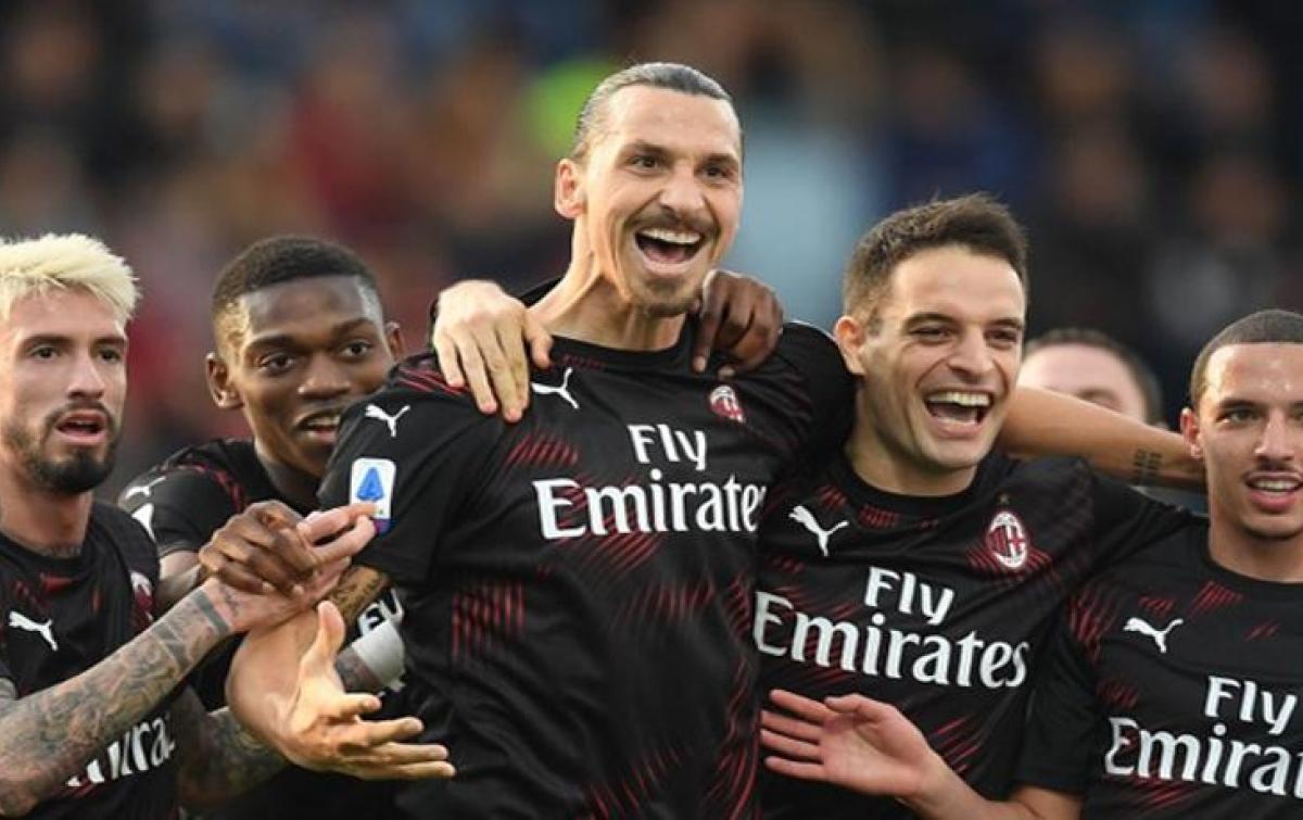 AC Milan Bangkit dari Ketinggalan, Menang 3-1 Lawan Parma