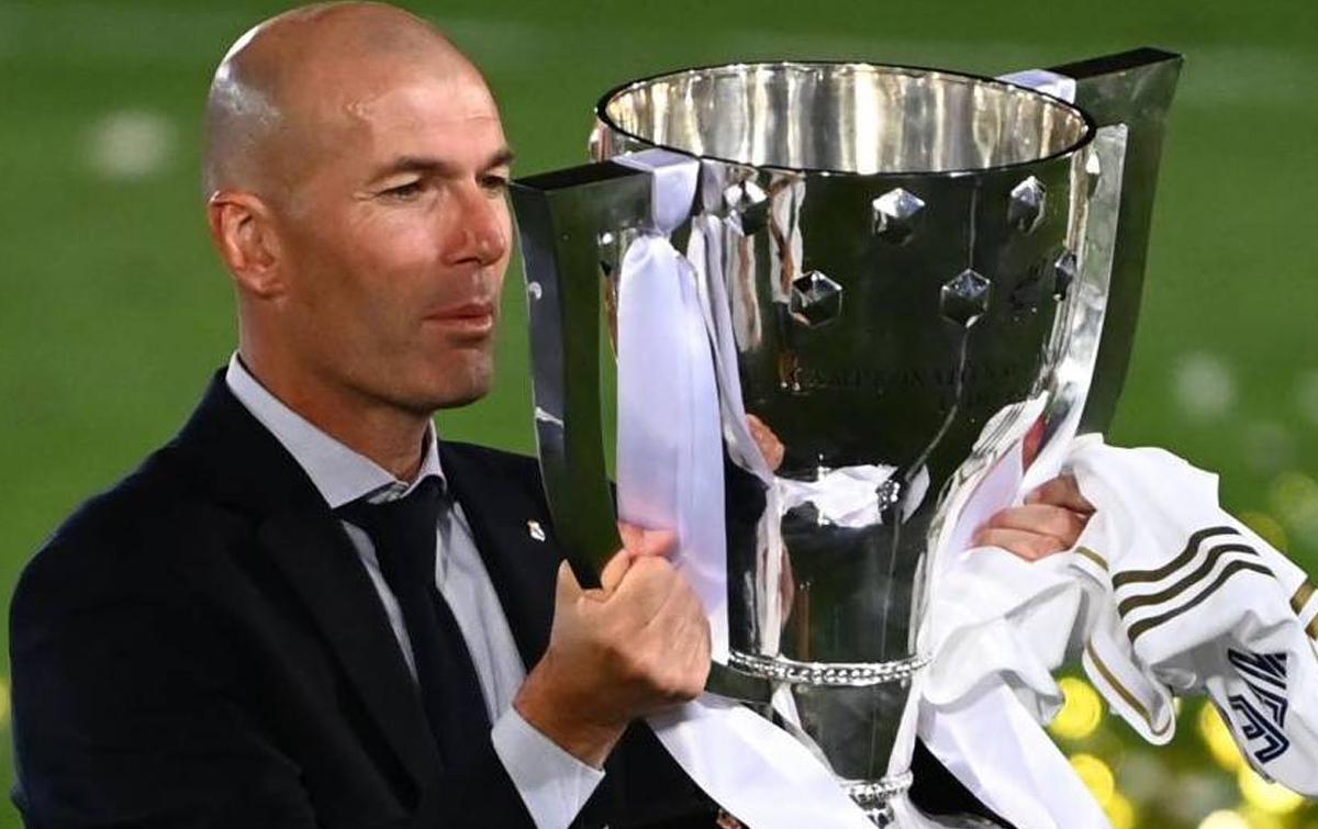 Real Madrid Juara, Zidane: Kami Adalah yang Terbaik