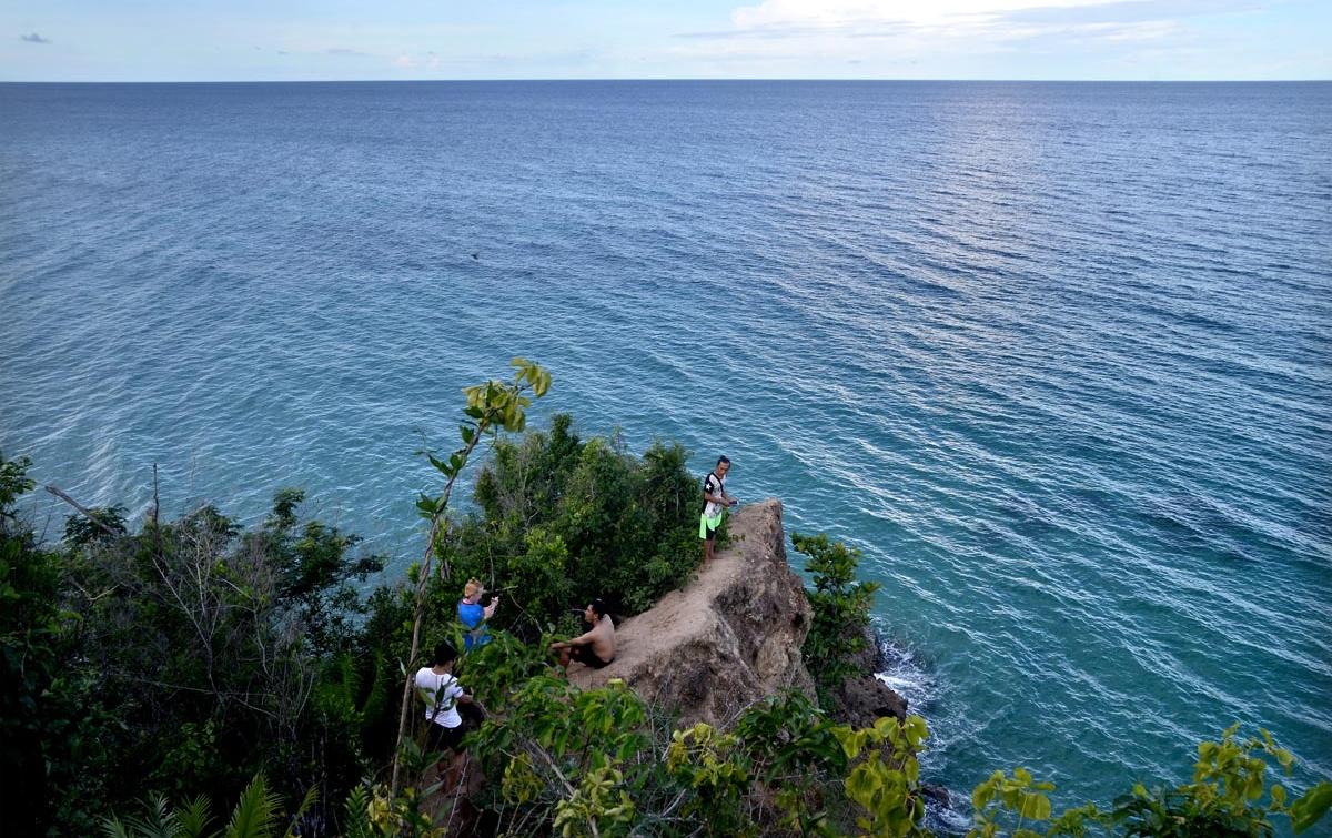 Foto: Wisata Pantai Tanjung Tumpaan