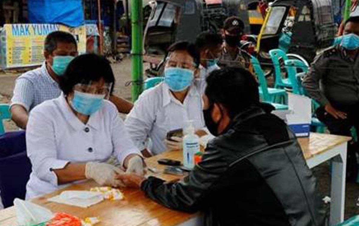 Tambang Emas Martabe Dukung Pemkab Tapsel Gelar Rapid Test Gratis