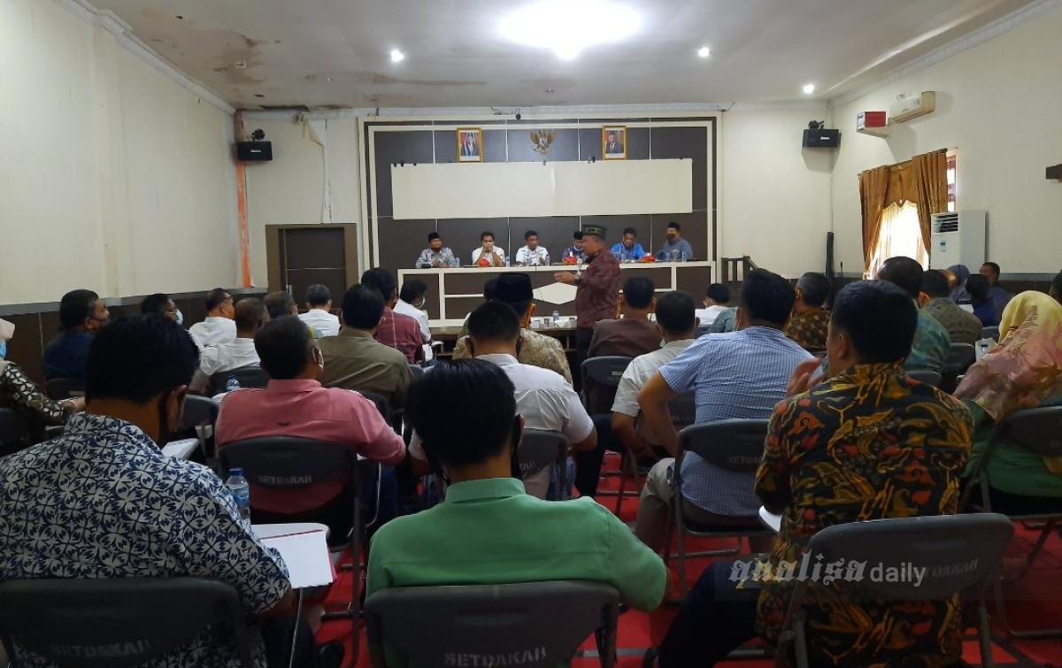 Kunker DPRD Sumut ke Palas Soroti Masalah Perkebunan dan Limbah Pabrik