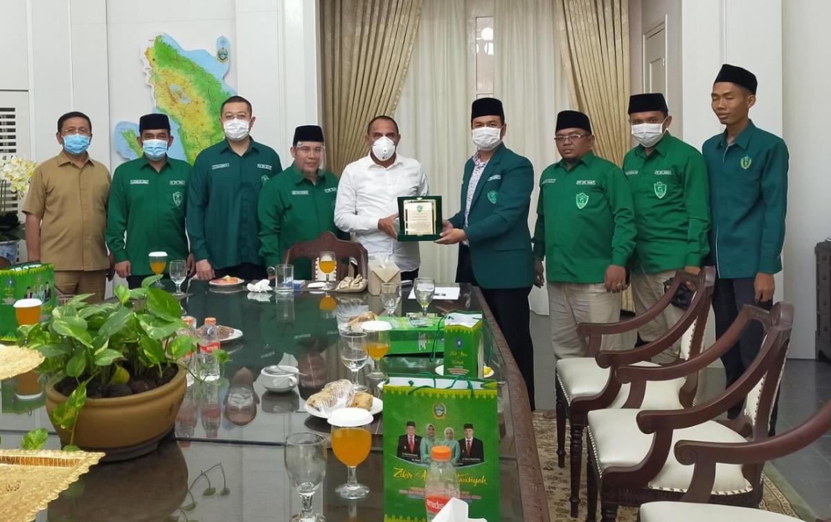 Gubsu Edy Apresiasi Kegiatan Al-Washliyah Sumatera Utara
