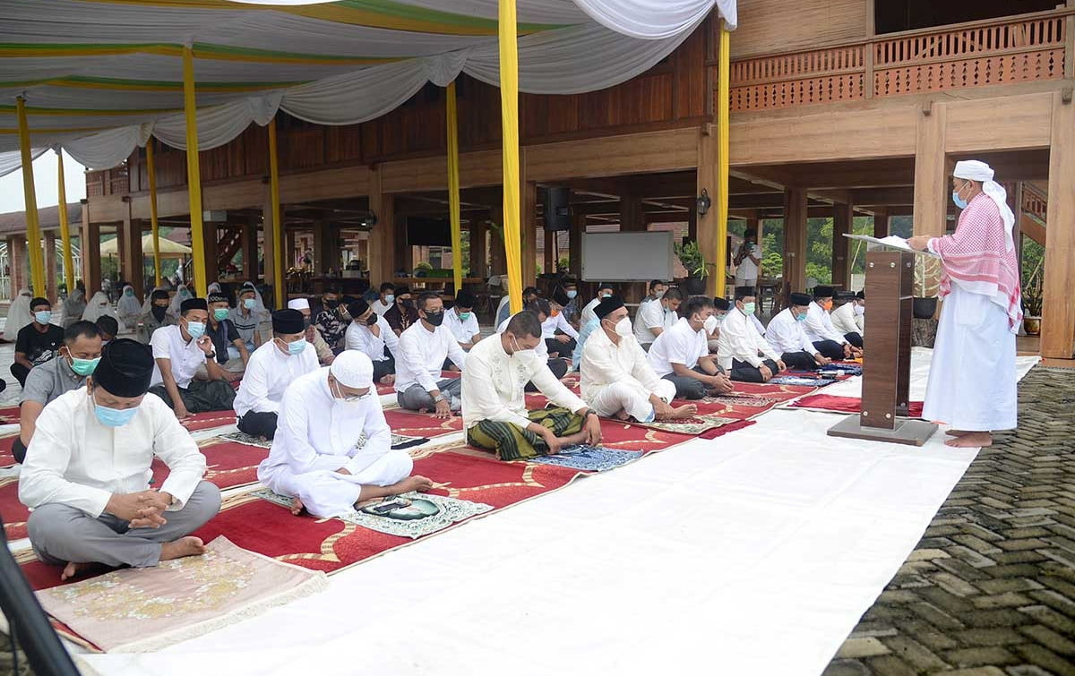 Gubsu: Mari Rayakan Iduladha, Ambil Berkahnya dan Jalankan Protokol Kesehatan