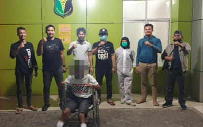 Curi Sepeda Motor, Napi Asimilasi Ditembak Polisi