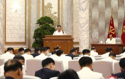 Kim Jong Un: Korea Utara Berhasil Mencegah Virus Corona