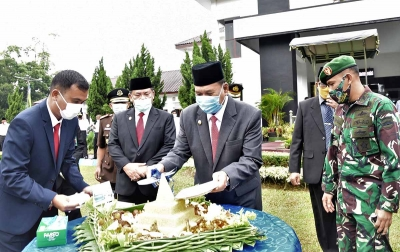 Peringatan Hari Jadi Kabupaten Deliserdang Digelar Sederhana