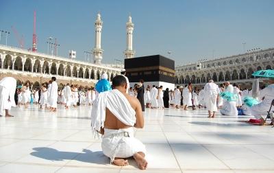 Kasus Covid-19 di Arab Saudi Lampaui 200 Ribu, Ibadah Haji Dibatasi
