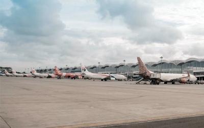 Empat StrategiPulihkan Lalu Lintas Penerbangan