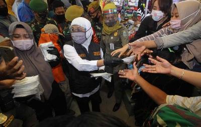 Jawa Timur Catat Lebih dari 500 Kasus Positif Covid-19 Hari Ini