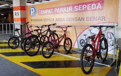 Plaza Medan Fair Sediakan Parkir Sepeda Gratis Bagi Pengunjung
