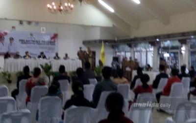 Pelantikan Kepala OPD, Wakil Bupati Dairi 'Ngamuk' ke Bupati