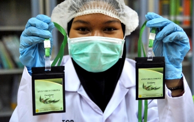 Foto: Inovasi Produk Antivirus