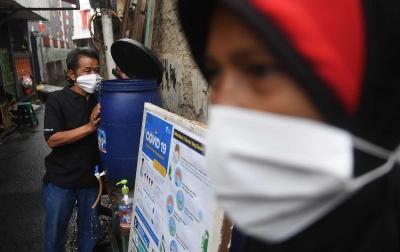 36 Kabupaten/Kota Beralih dari Zona Risiko Sedang Menjadi Rendah Covid-19