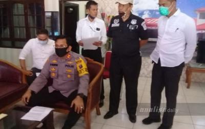 Polisi Segera Limpahkan Tersangka Korupsi Pengadaan Lahan PA Sidikalang