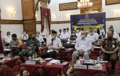 Antisipasi Dampak Covid-19, Aceh Canangkan Gerakan Mandiri Pangan