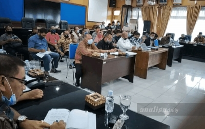 RDP Soal Refocusing Dana Penanggulan Corona Diskor
