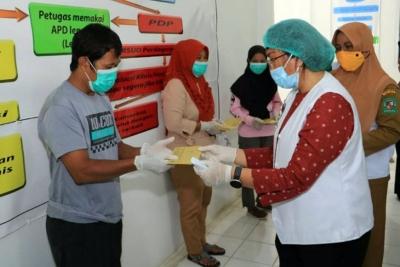 RSUD Perdagangan Pulangkan 5 Pasien Sembuh